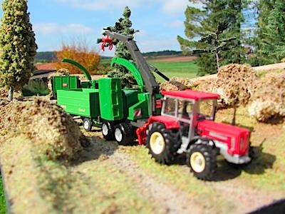 87 modellbau landwirtschaft 1 Diorama Landwirtschaft